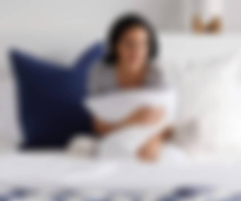 SleepInnovations 2-in-1 Memory Foam Pillow